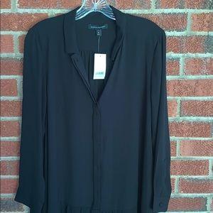 NWT Banana Republic Black Dress